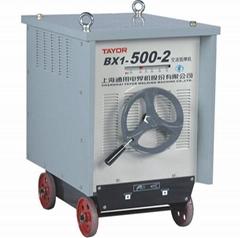 動鐵芯式交流弧焊機
