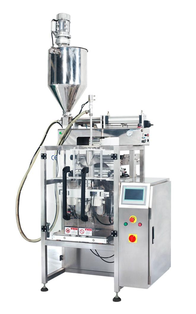 液态饮料袋装包装机械 1