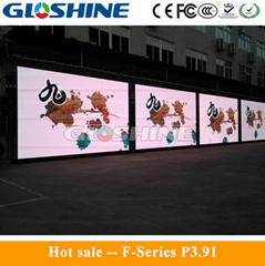 P3 Indoor Advertising LED Screen Display
