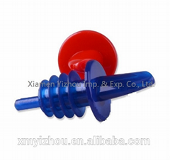 2015 hot sale BPA free plastic Bottle Pourer