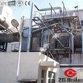 Float Glass Kiln Waste Heat Boiler in