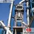 Cement Kiln Waste Heat Boilers in Cement
