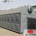 Rice Husk SZL Shop Assembly Water Tube Boiler in Brewing Process  1