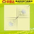 300*300mm Decorative Ceiling Suspension Aluminum Ceiling Tile (HT-911)