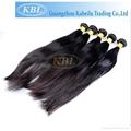 KBL Wholesale Hair Extensions, 100% Peruvian Virgin Human Hair Natural Color 4