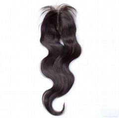 KBL Brazilian Virgin Human Hair Lace Top
