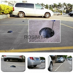 Smart wireless Parking Space Occupancy Sensor system for smart parking system