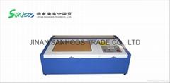 Sam Mini Desktop Stamp Laser Engraving Machine (Hot Product - 1*)
