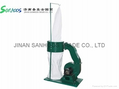 Sam Cheap Model Dust Collector For Woodworking Machine
