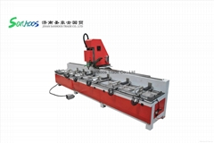 Sam Aluminum Sheet CNC Milling Carving Router Machine
