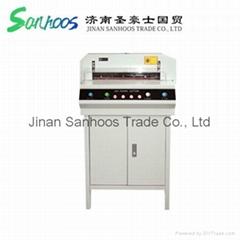 Sam 450 Electric Paper Cutter Machine