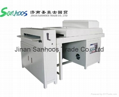 650 UV Coating Machine with best uv curing system
