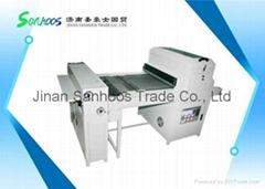 Jinan 24''/650 uv coating machine , digital prints uv laminating machine