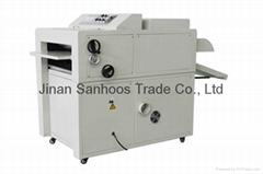 small uv coating spray machine , uv liquid laminating machine