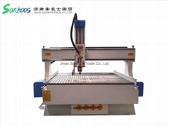 Sam 3D Scaner CNC Router
