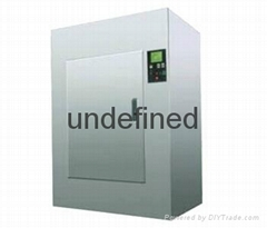 Ozone sterilization low temperature oven