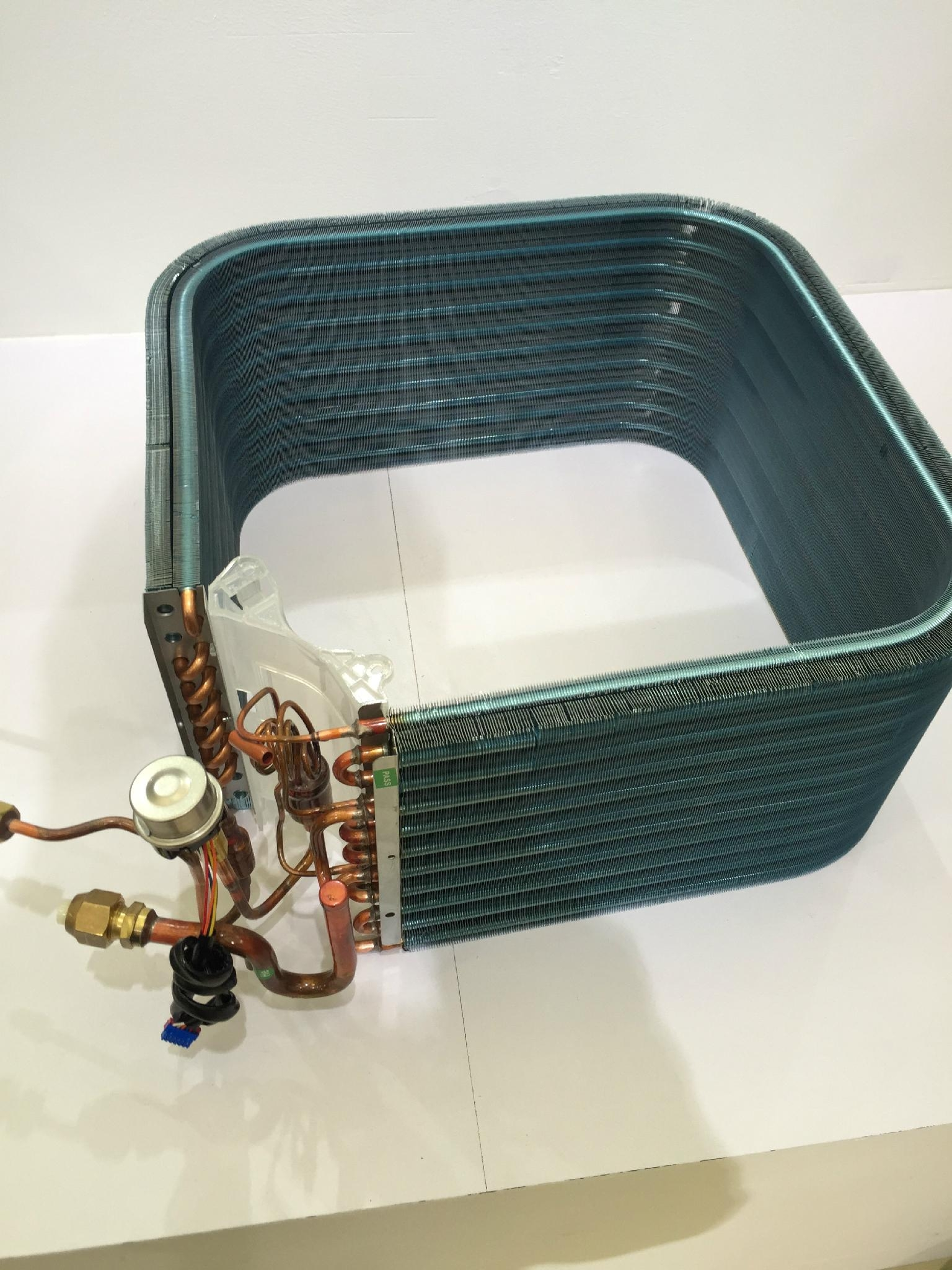 Hot Sale copper tube air cooled condenser 4