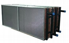Condenser Coil for chiller or air conditioner
