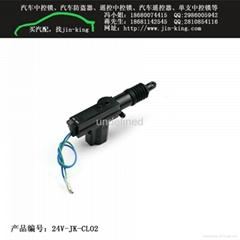 12V / 24V car central locking motor 2-wire / 5-wire