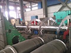 不锈钢耐腐蚀输送机螺旋