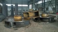 不锈钢耐腐蚀排污泥浆渣泵及配件