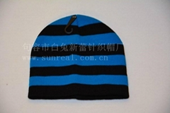 beanie knitting hat