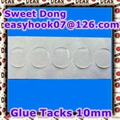 Sticky DIY glue dots