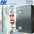 Chinese Asenware Addressable Fire Alarm Panel 2