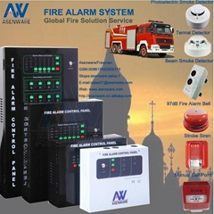 Conventional Fire Detection Alarm System Price