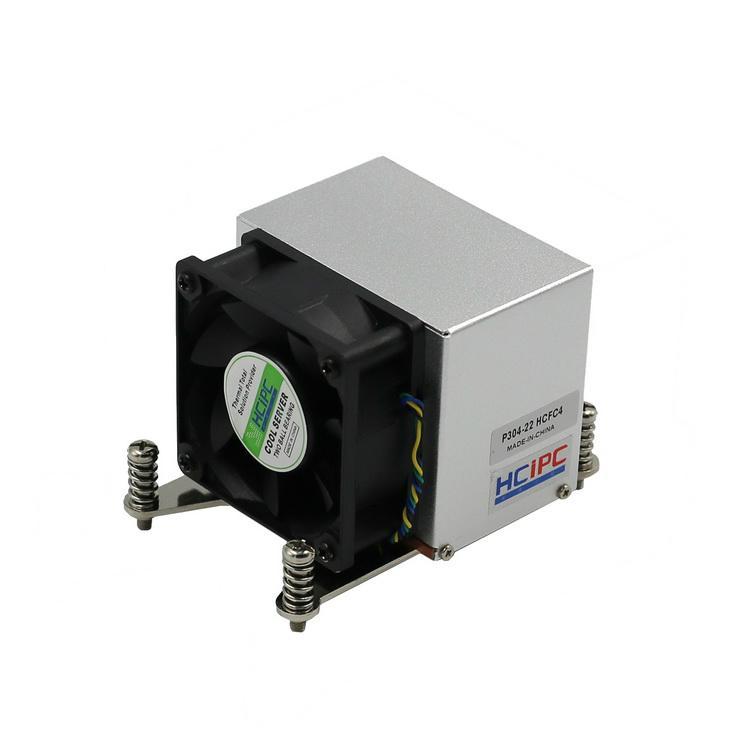 HCiPC P304-22 HCFC4,LGA2011 2U Server Cooler,CPU Cooler 2