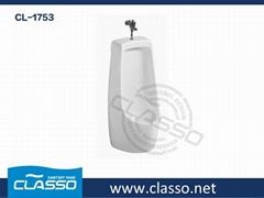 Bathroom ceramic ground urinal Turkish Brand Classo(CL-1753)