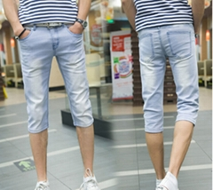 men five minutes jeans seven minutes jeans for pants summer style thin