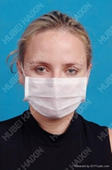 2-ply PP Face mask With Earloop