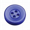 藍色西裝陶瓷紐扣 2