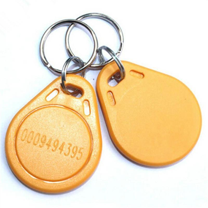 IC钥匙扣卡 5