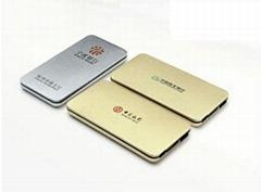 Metal Edge Mobile Power bank AGE-YDDY003