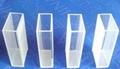 optical  glass quartz  cuvette
