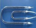 carbon fiber heating tube quartz element