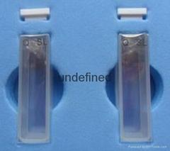 optical  quartz glass  cell cuvette