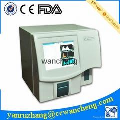 Fully Automatic 3-diff hematology analyzer