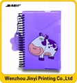 wholesale cheap factory manfacture spiral notebook 3