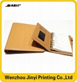 custom printing pu promotional notebook 3