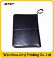 Wholesale cheap leather business portfolio 4