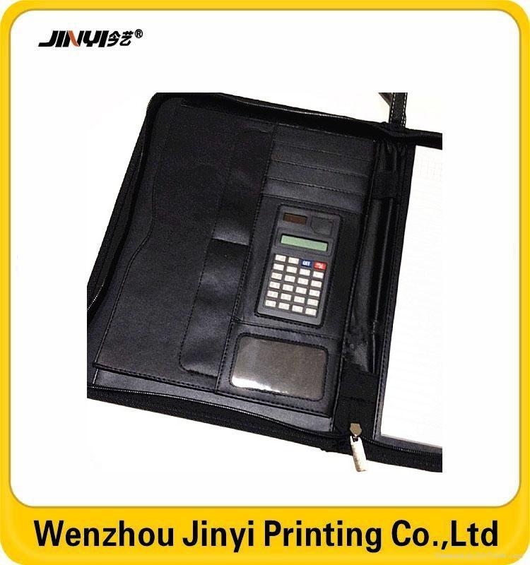 Wholesale cheap leather business portfolio 2