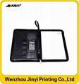 Wholesale cheap leather business portfolio 1