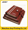 leather business spiral notebook 5