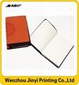 Pu paper back mini diary notebook