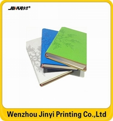 2015 wholesale pu journal diary notebook