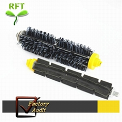 Bristle /Flexible Brush for Robot Vacuum Cleaner