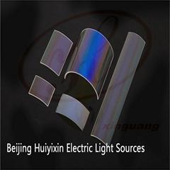 UV quartz glass plate for Transmission of ultraviolet  light